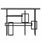Uttermost Dane Industrial Console Table