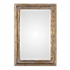 Uttermost Davagna Gold Leaf Mirror