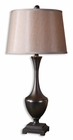 Uttermost Davoli Bronze Table Lamp