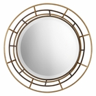 Uttermost Desario Round Mirrors set of 2
