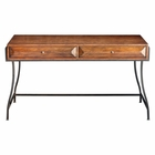Uttermost Edric Walnut Writing Desk