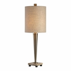 Uttermost Ennell Antiqued Brass Lamp