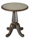Uttermost Eraman Mirrored Accent Table