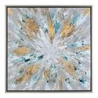 Uttermost Exploding Star Modern Abstract Art