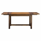 Uttermost Fairbanks Oak Cafe Table