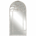 Uttermost Gavarresa Arched Metal Mirror