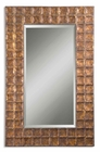 Uttermost Gavino Antique Gold Mirror