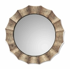 Uttermost Gotham U Antique Silver Mirror