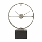 Uttermost Janya Contemporary Table Clock