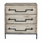 Uttermost Jory Aged Ivory Accent Chest