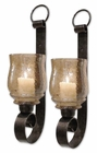 Uttermost Joselyn Small Wall Sconces Set of 2