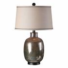 Uttermost Kalamaria Olive Gray Lamp