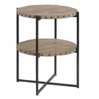 Uttermost Kamau Round Accent Table