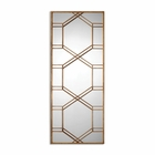 Uttermost Kennis Gold Leaf Leaner Mirror