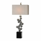 Uttermost Kesi Metal Spheres Table Lamp