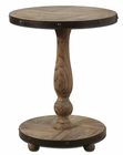 Uttermost Kumberlin Wooden Round Table