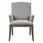 Uttermost Lantry Stony Gray Accent Chair