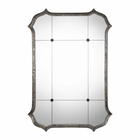 Uttermost Lesina Hammered Silver Mirror
