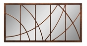 Uttermost Loudon Large Bronze Mirror