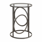 Uttermost Lucien Iron Accent Table