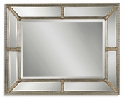 Uttermost Lucinda Antique Silver Mirror