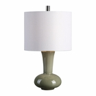 Uttermost Luray Gray Ceramic Lamp