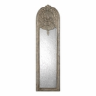 Uttermost Marecchia Antiqued Silver Mirror