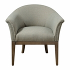 Uttermost Margaux Sea Mist Accent Chair