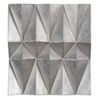 Uttermost Maxton Multi-Faceted Panels Set of 3