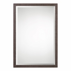 Uttermost Michaela Brazilian Oak Mirror