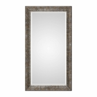 Uttermost Newlyn Burnished Silver Mirror