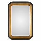 Uttermost Niva Metallic Gold Wall Mirror