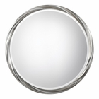 Uttermost Orion Silver Round Mirror
