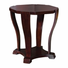 Uttermost Pallavi Octagon Accent Table