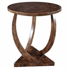 Uttermost Pandhari Round Accent Table