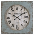 Uttermost Paron Square Wall Clock