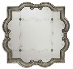 Uttermost Prisca Distressed Silver Mirror Small