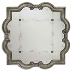 Uttermost Prisca Distressed Silver Mirror