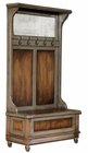 Uttermost Riyo Distressed Hall Tree