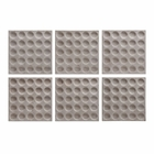 Uttermost Rogero Squares Wall Art Set of 6