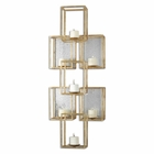 Uttermost Ronana Mirrored Wall Sconce
