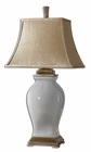 Uttermost Rory Sky Blue Table Lamp