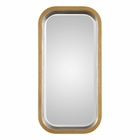 Uttermost Senio Metallic Gold Wall Mirror