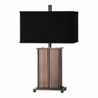 Uttermost Seyburn Antiqued Copper Lamp