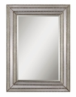 Uttermost Seymour Antique Silver Mirror