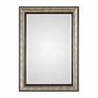 Uttermost Shefford Antiqued Silver Mirror