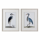 Uttermost Shore Birds Framed Prints S/2