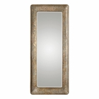 Uttermost Silas Hammered Gold Mirror