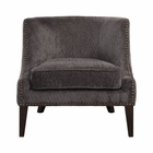 Uttermost Suzuka Geometric Accent Chair