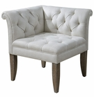 Uttermost Tahtesa Corner Chair